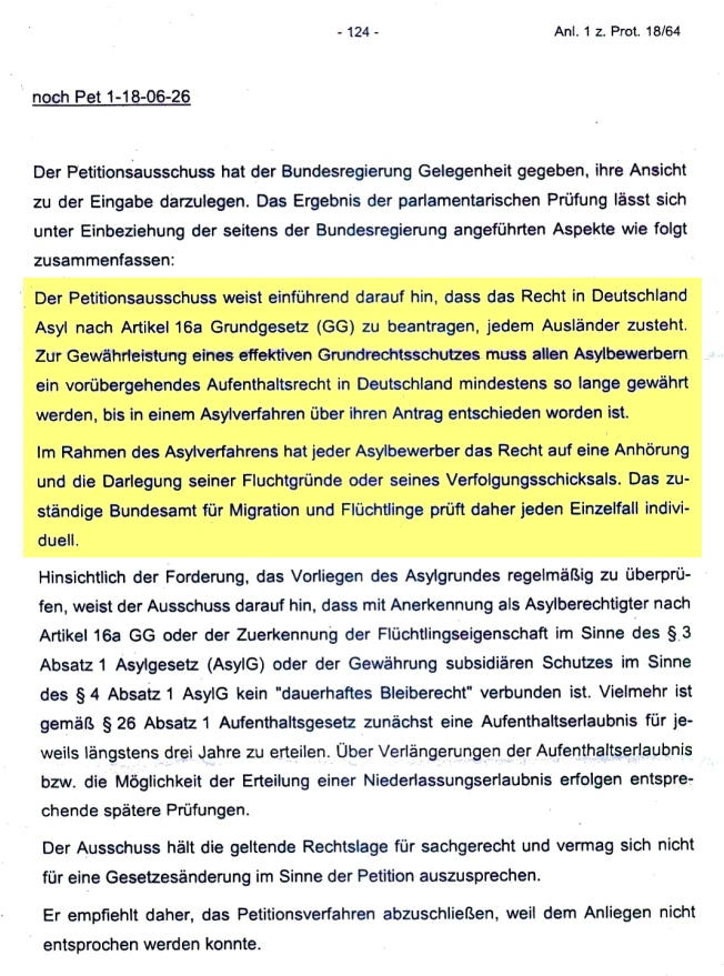 aufenthaltstitel in deutschland